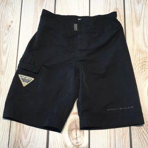 Columbia boy's fishing shorts